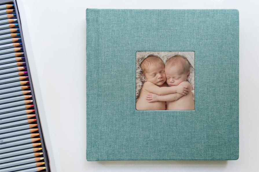 fort lauderdale newborn baby album