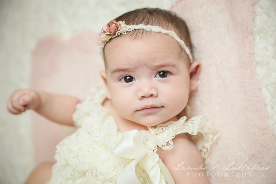 Baby ashley s 2 month baby photography session in doral fl miami